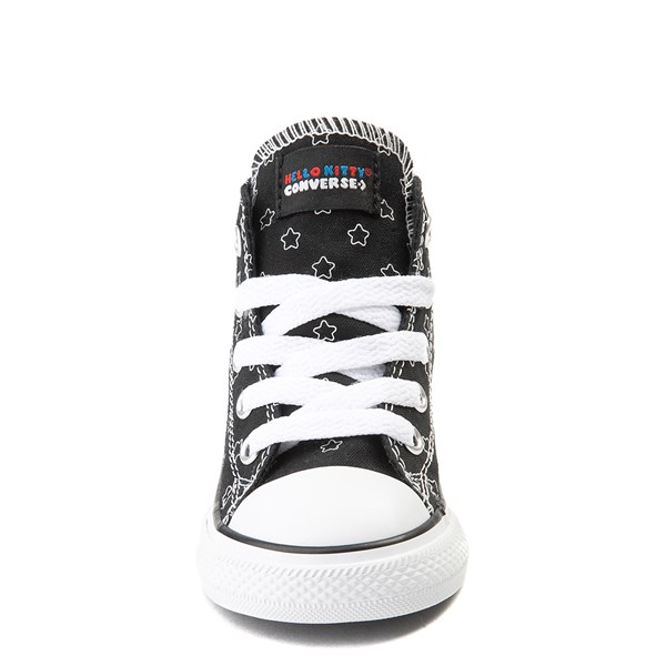 alternate view Converse Chuck Taylor All Star Hi Hello Kitty® Stars Sneaker - Baby / ToddlerALT4