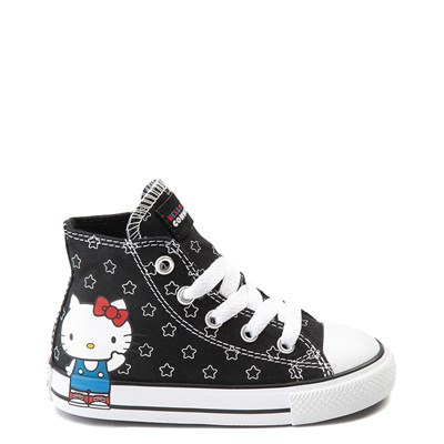 Main view of Toddler Converse Chuck Taylor All Star Hi Hello Kitty® Stars Sneaker