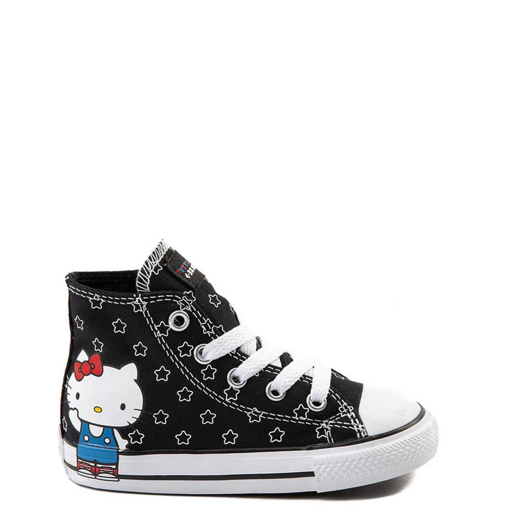 Toddler Converse Chuck Taylor All Star Hi Hello Kitty® Stars Sneaker