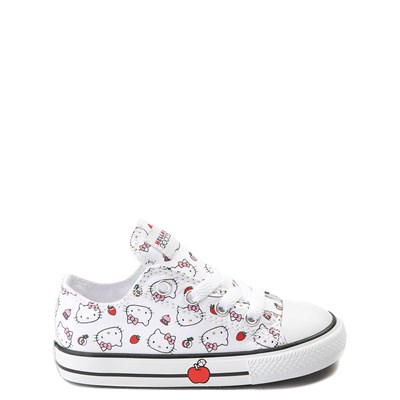 Converse Chuck Taylor All Star Lo Hello Kitty® Sneaker - Baby / Toddler