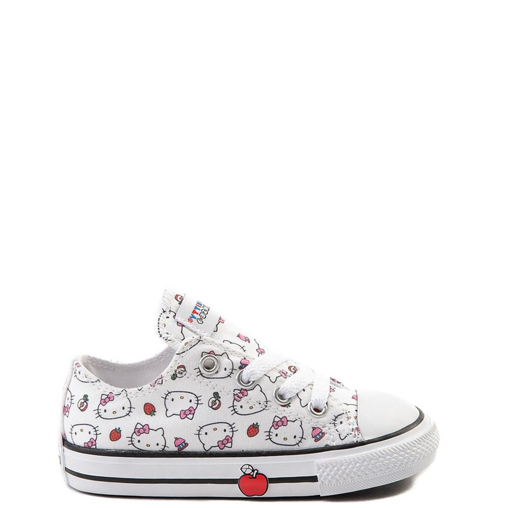 Toddler Converse Chuck Taylor All Star Lo Hello Kitty® Sneaker