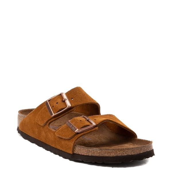 alternate view Mens Birkenstock Arizona Soft Footbed SandalALT1