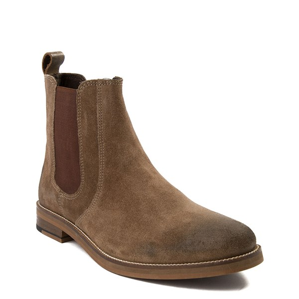 alternate view Mens Crevo Denham Chelsea Boot - BrownALT1