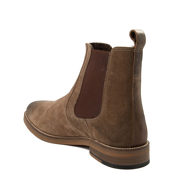 alternate view Mens Crevo Denham Chelsea Boot - BrownALT2