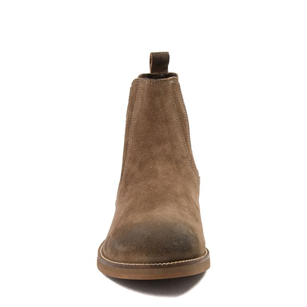 alternate view Mens Crevo Denham Chelsea Boot - BrownALT4