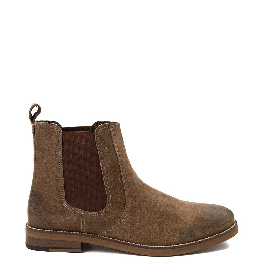 Mens Crevo Denham Chelsea Boot - Brown