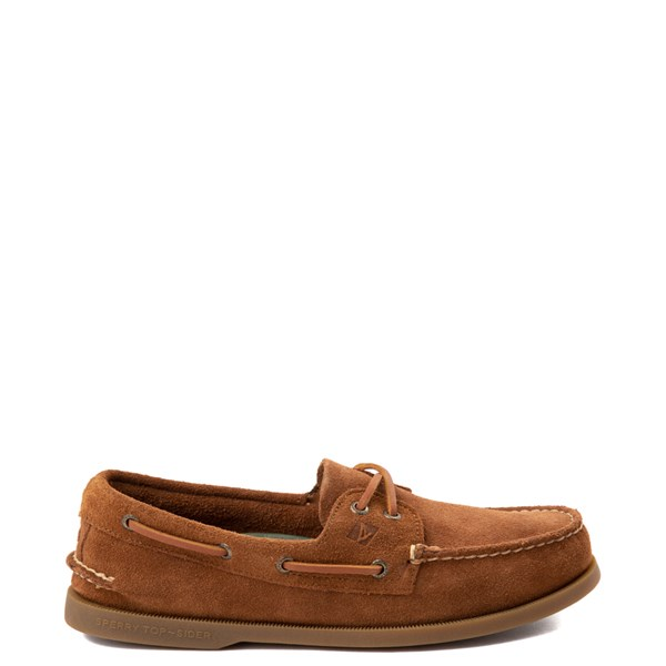 Default view of Mens Sperry Top-Sider Authentic Original Suede Boat Shoe