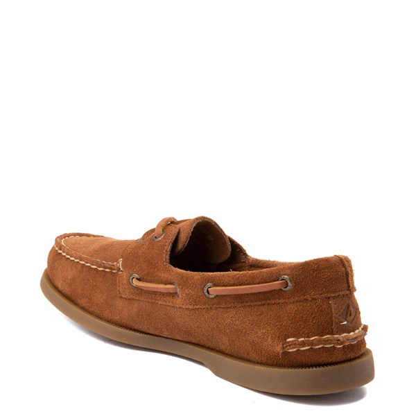 alternate view Mens Sperry Top-Sider Authentic Original Suede Boat ShoeALT2