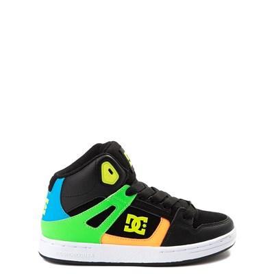 Main view of Youth/Tween DC Pure Hi SE Skate Shoe