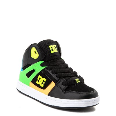 Alternate view of Youth/Tween DC Pure Hi SE Skate Shoe