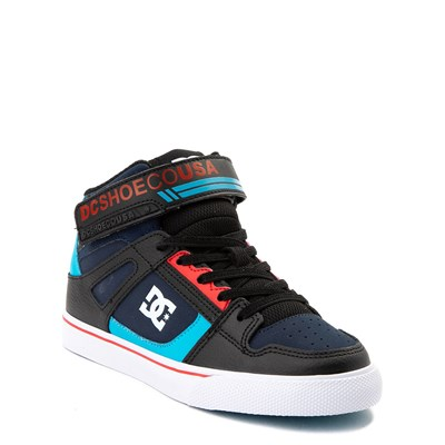 Alternate view of Youth/Tween DC Pure Hi EV Skate Shoe