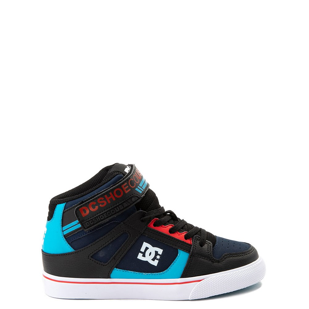 DC Pure Hi EV Skate Shoe - Little Kid / Big Kid