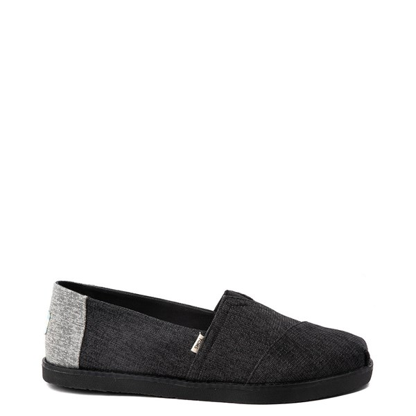 Mens TOMS Classic Crepe Slip-On Casual Shoe