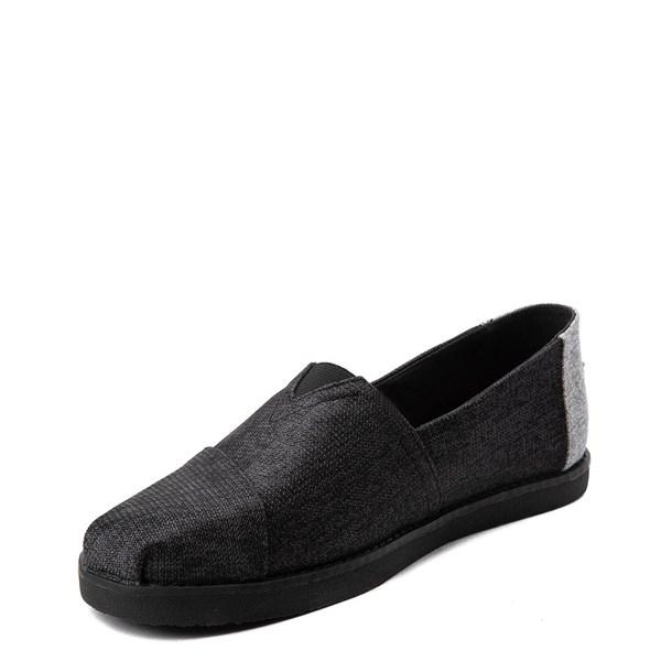 alternate view Mens TOMS Classic Crepe Slip-On Casual ShoeALT3