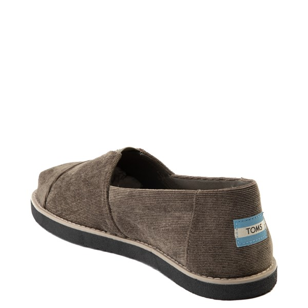 alternate view Mens TOMS Classic Crepe Slip-On Casual ShoeALT2