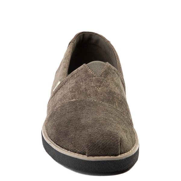 alternate view Mens TOMS Classic Crepe Slip-On Casual ShoeALT4