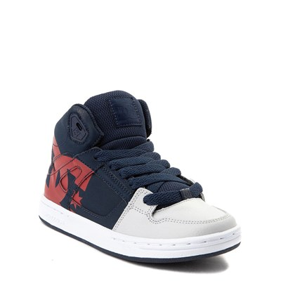 Alternate view of DC Pure Hi SP Skate Shoe - Little Kid / Big Kid