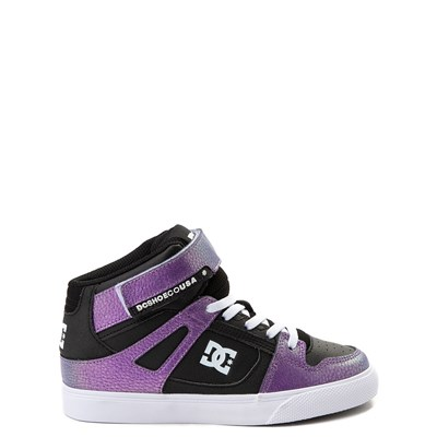 Youth/Tween DC Pure Hi SE EV Skate Shoe