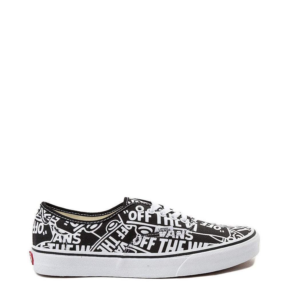 Vans Authentic Off The Wall Skate Shoe