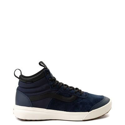 Vans Blue and Black UltraRange Hi MTE Skate Shoe
