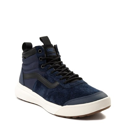 Alternate view of Vans Blue and Black UltraRange Hi MTE Skate Shoe