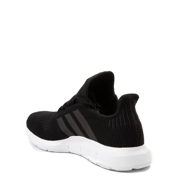 alternate view adidas Swift Run Athletic Shoe - Big KidALT2