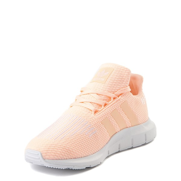 alternate view adidas Swift Run Athletic Shoe - Little KidALT3