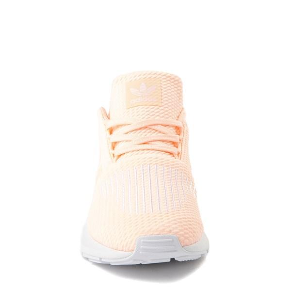 alternate view adidas Swift Run Athletic Shoe - Little KidALT4