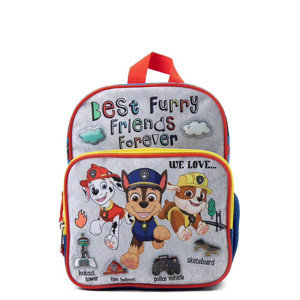 Paw Patrol Furry Friends Mini Backpack