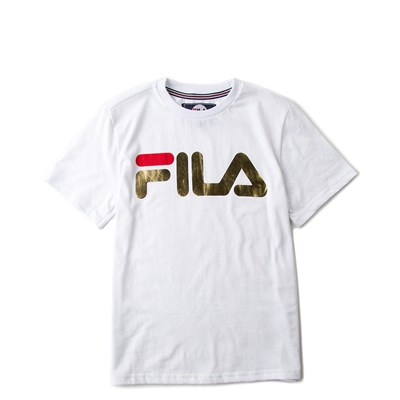 Main view of Youth Fila Logo Tee