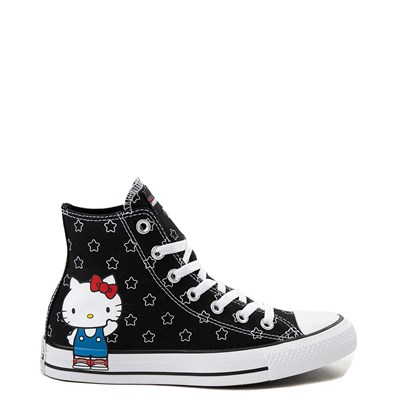 Main view of Converse Chuck Taylor All Star Hi Hello Kitty® Stars Sneaker
