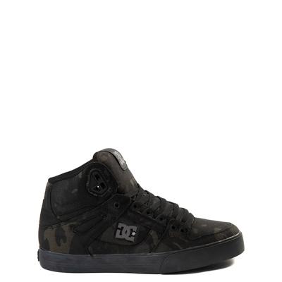 Main view of Mens DC Pure Hi TX SE Skate Shoe