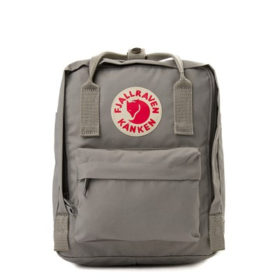 Main view of Fjallraven Kanken Mini Backpack - Gray