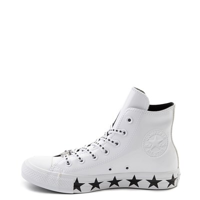 Alternate view of Womens Converse x Miley Cyrus Chuck Taylor All Star Hi Patent Sneaker