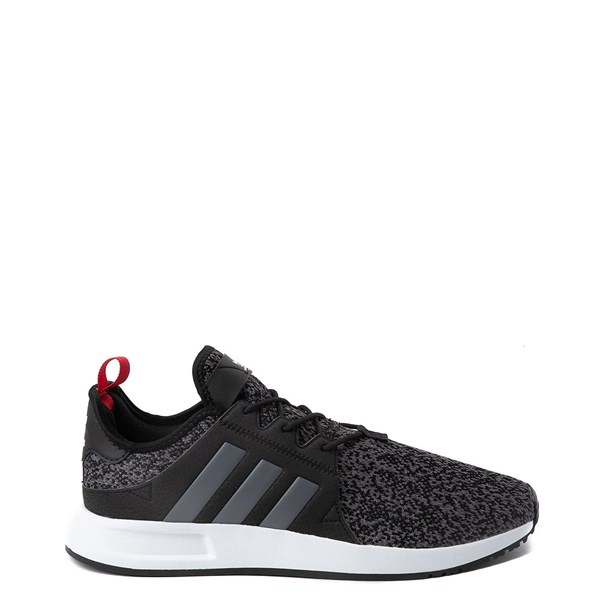Mens adidas X_PLR Athletic Shoe - Black / Gray / Red