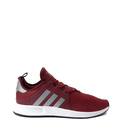 Main view of Mens adidas X_PLR Athletic Shoe - Burgundy