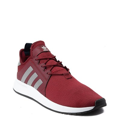 Alternate view of Mens adidas X_PLR Athletic Shoe - Burgundy
