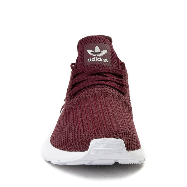 alternate view Womens adidas Swift Run Athletic Shoe - BurgundyALT4
