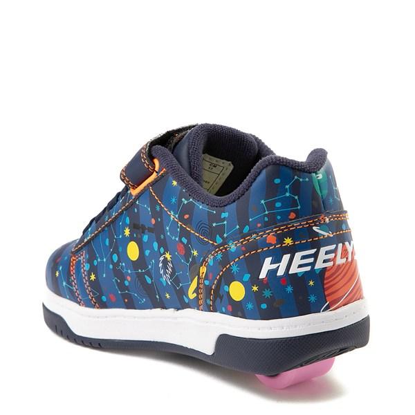 alternate view Heelys Dual Up X2 Skate Shoe - Little KidALT2