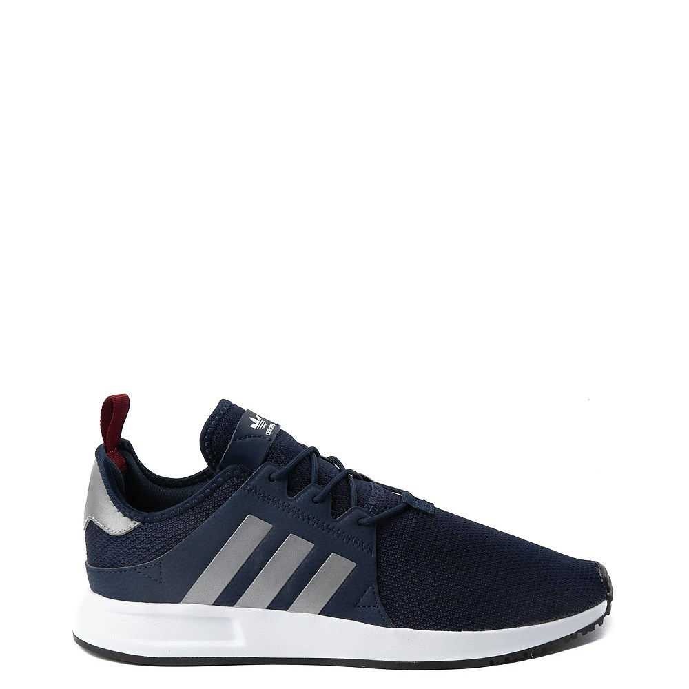 Mens adidas X_PLR Athletic Shoe - Navy / Silver / White