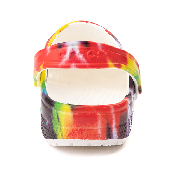 alternate view Crocs Classic Tie Dye Clog - MultiALT4