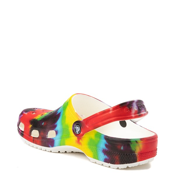 alternate view Crocs Tie Dye Classic Clog - MultiALT2
