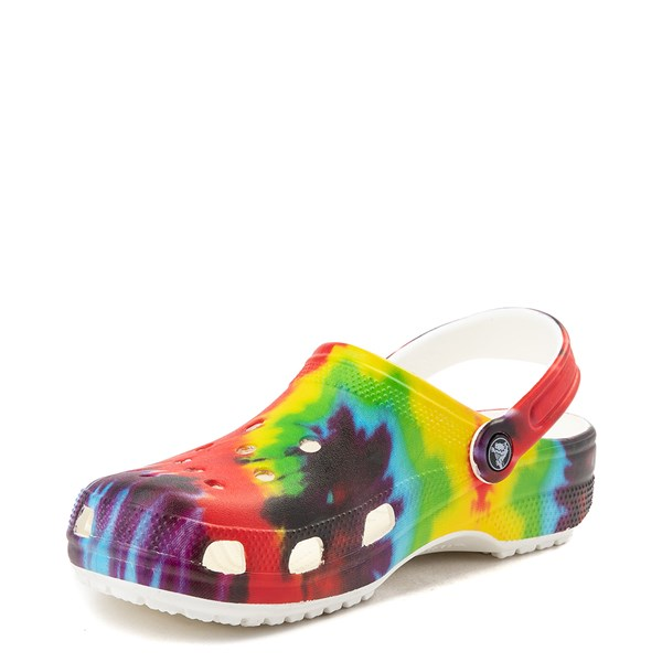 alternate view Crocs Tie Dye Classic Clog - MultiALT3
