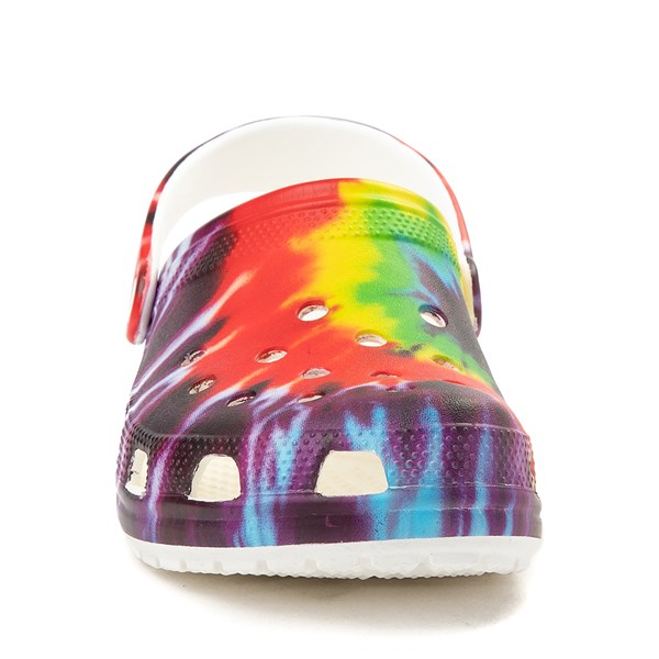 alternate view Crocs Tie Dye Classic Clog - MultiALT4