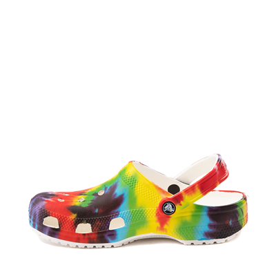 Alternate view of Crocs Classic Tie Dye Clog - Multi