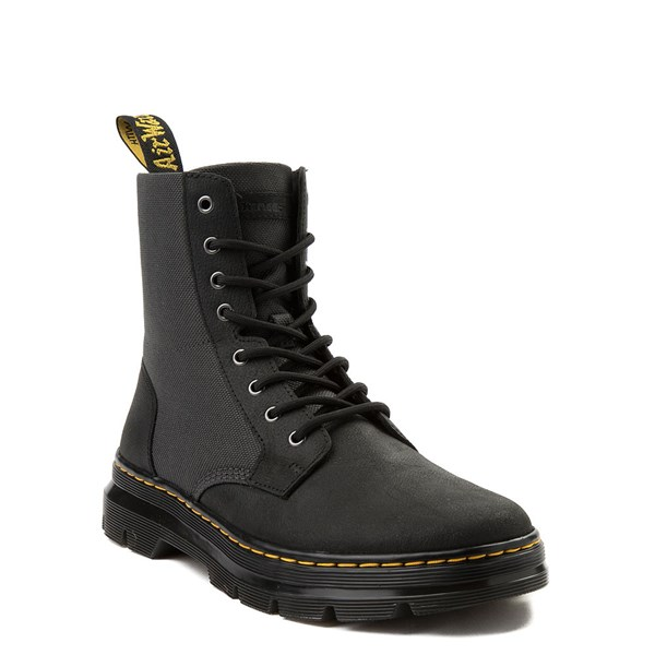 alternate view Dr. Martens Combs CJ Beauty Boot - BlackALT1