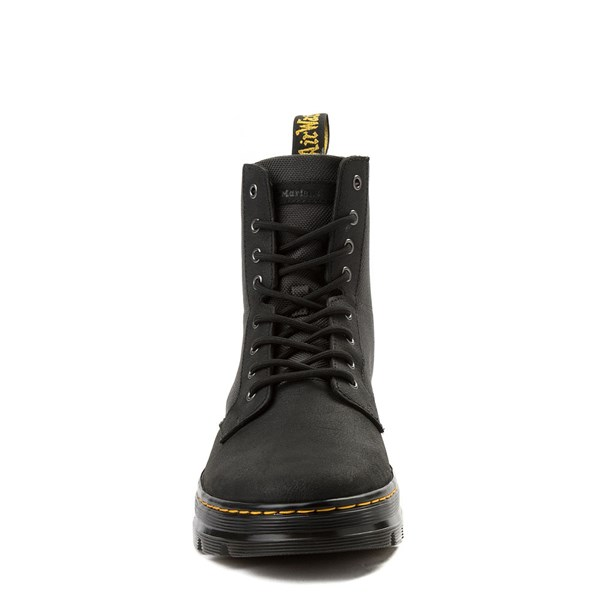 alternate view Dr. Martens Combs CJ Beauty Boot - BlackALT4