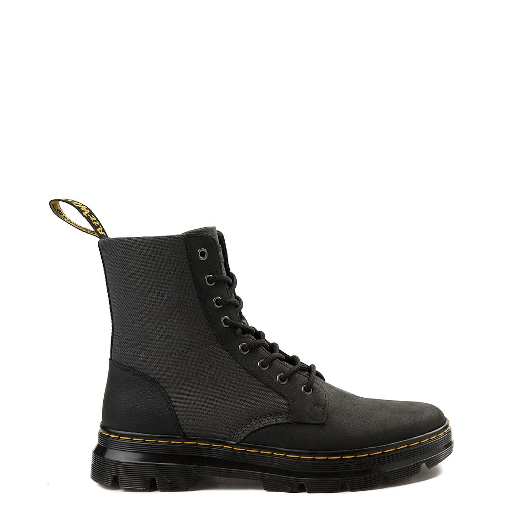 Dr. Martens Combs CJ Beauty Boot - Black