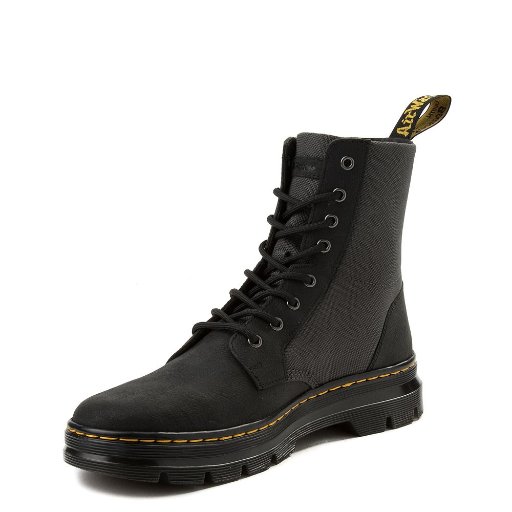 Dr. Martens Combs CJ Beauty Boot Black