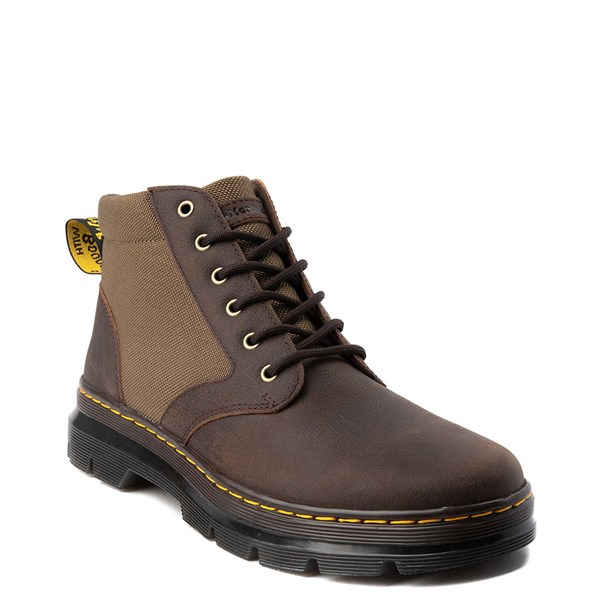 alternate view Dr. Martens Bonny CJ Beauty Boot - Brown / OliveALT1